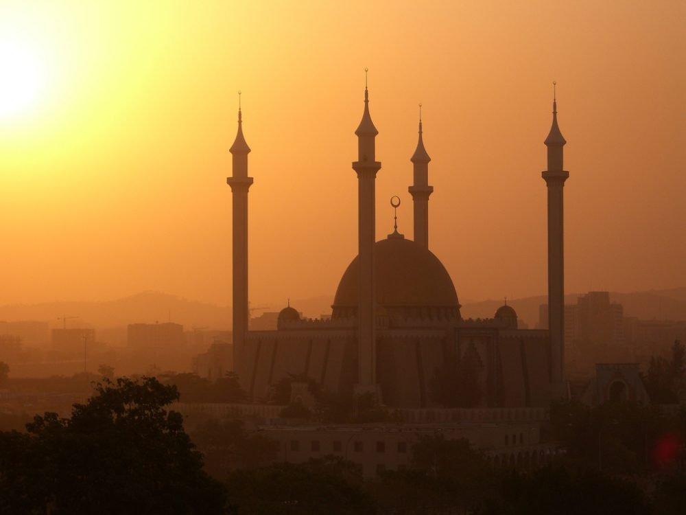 mosque-sunset-nigeria